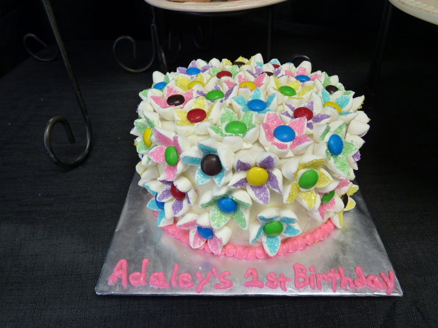 Chocolate Junkyard Cake