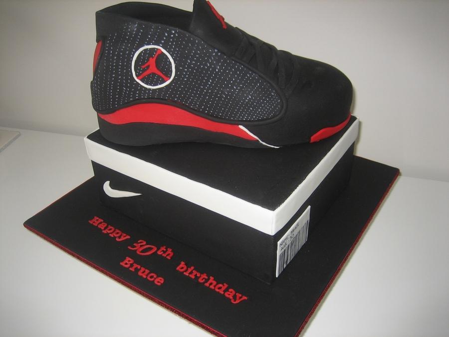 low priced 85aca 80af1 Air Jordan Shoe on Cake Central