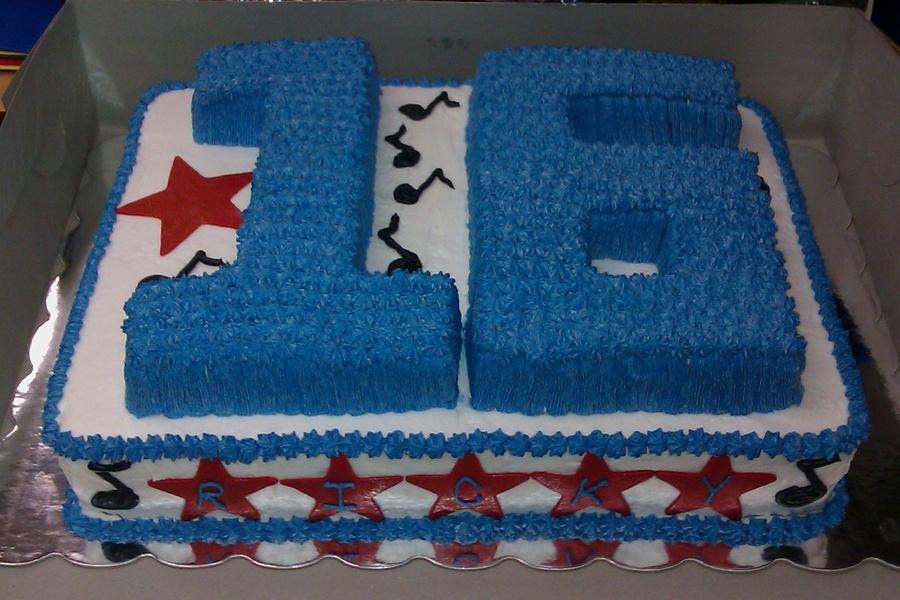 Brilliant 16 Th Birthday Bash Cakecentral Com Funny Birthday Cards Online Necthendildamsfinfo
