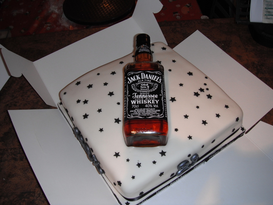Jack Daniels Birthday Cake Pictures