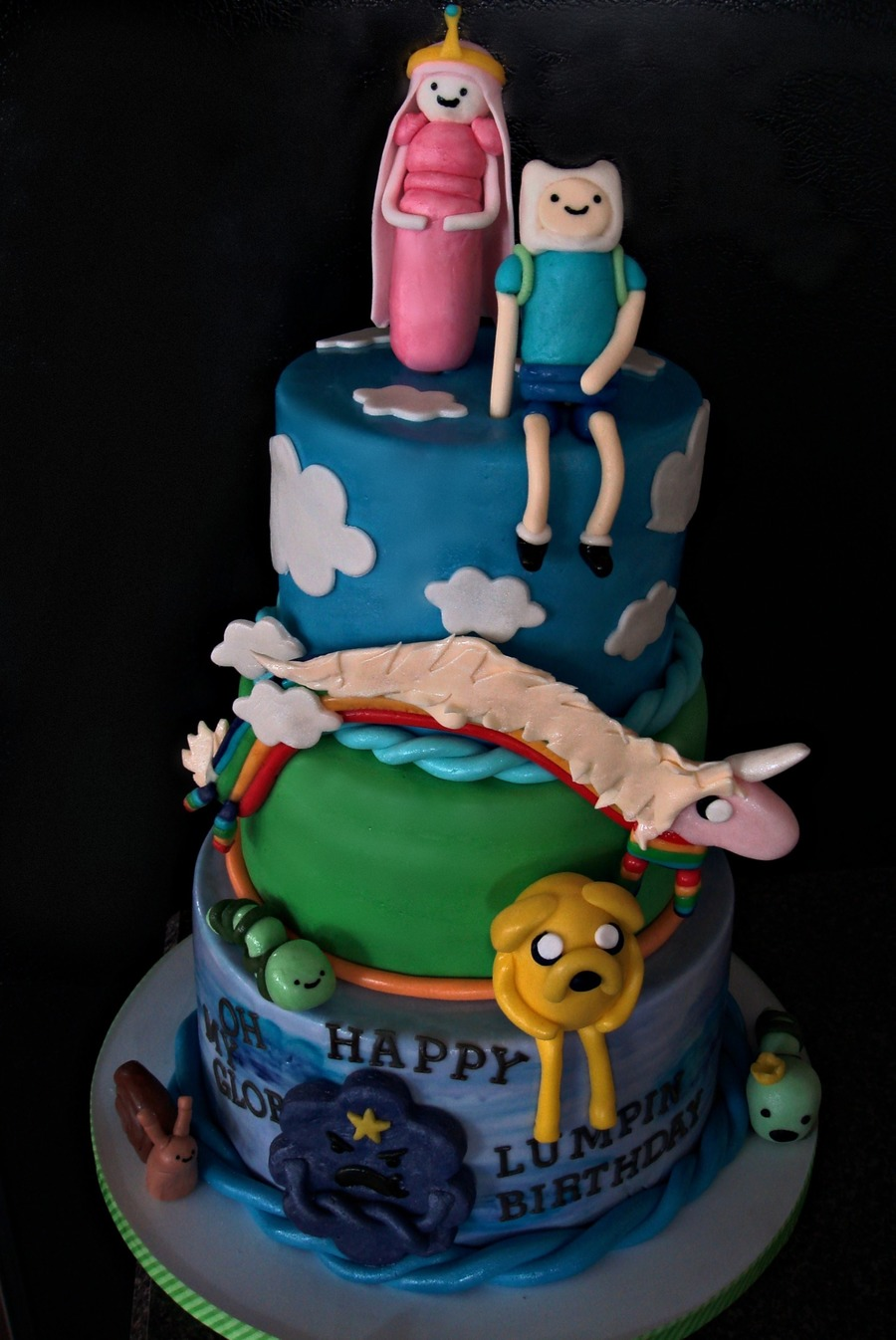 Adventure Time Cake Cakecentral