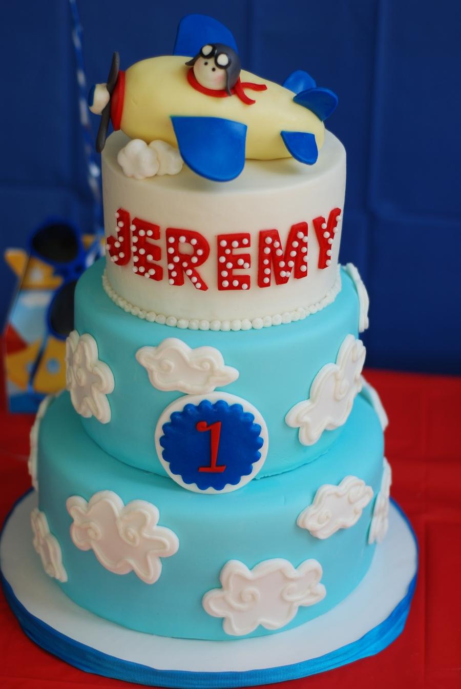 Cake Recipes First Birthday
