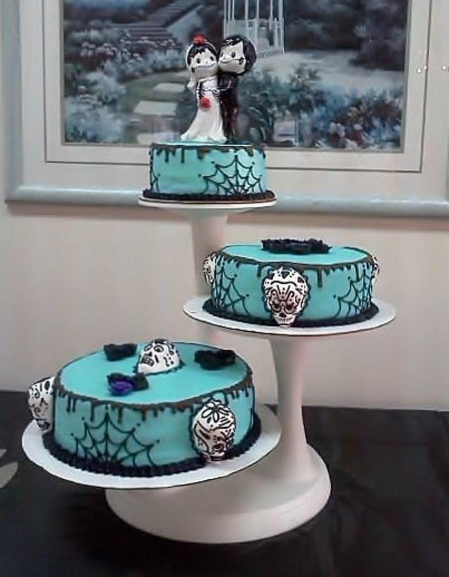 skull all cake ideas - photo #32