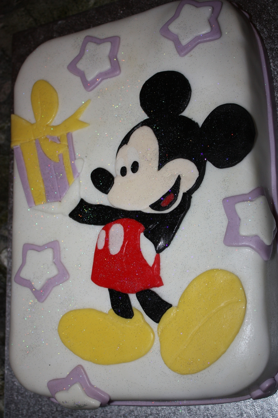 Mickey?s Cake on Cake Central