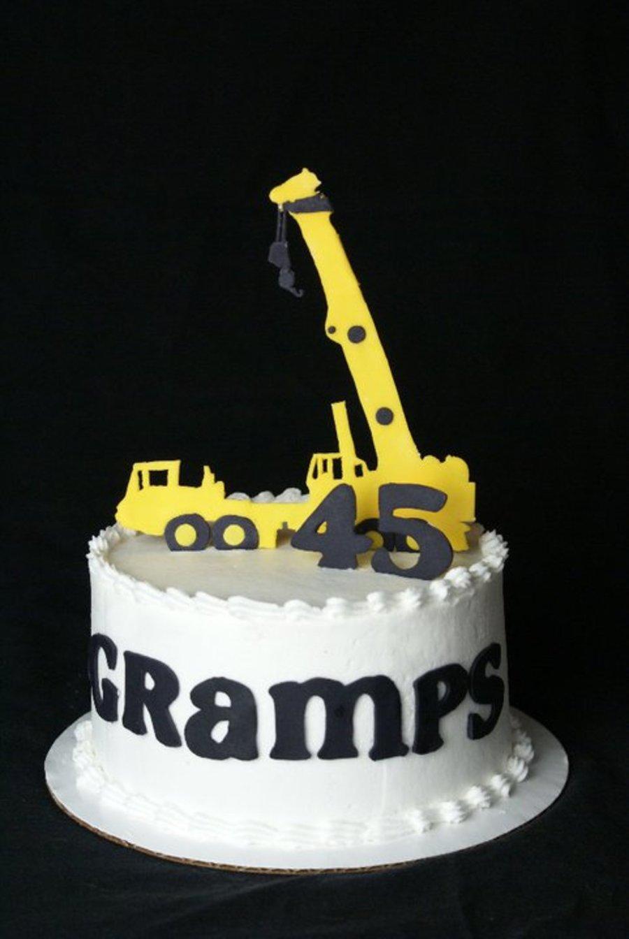 Crane Cake Cakecentral