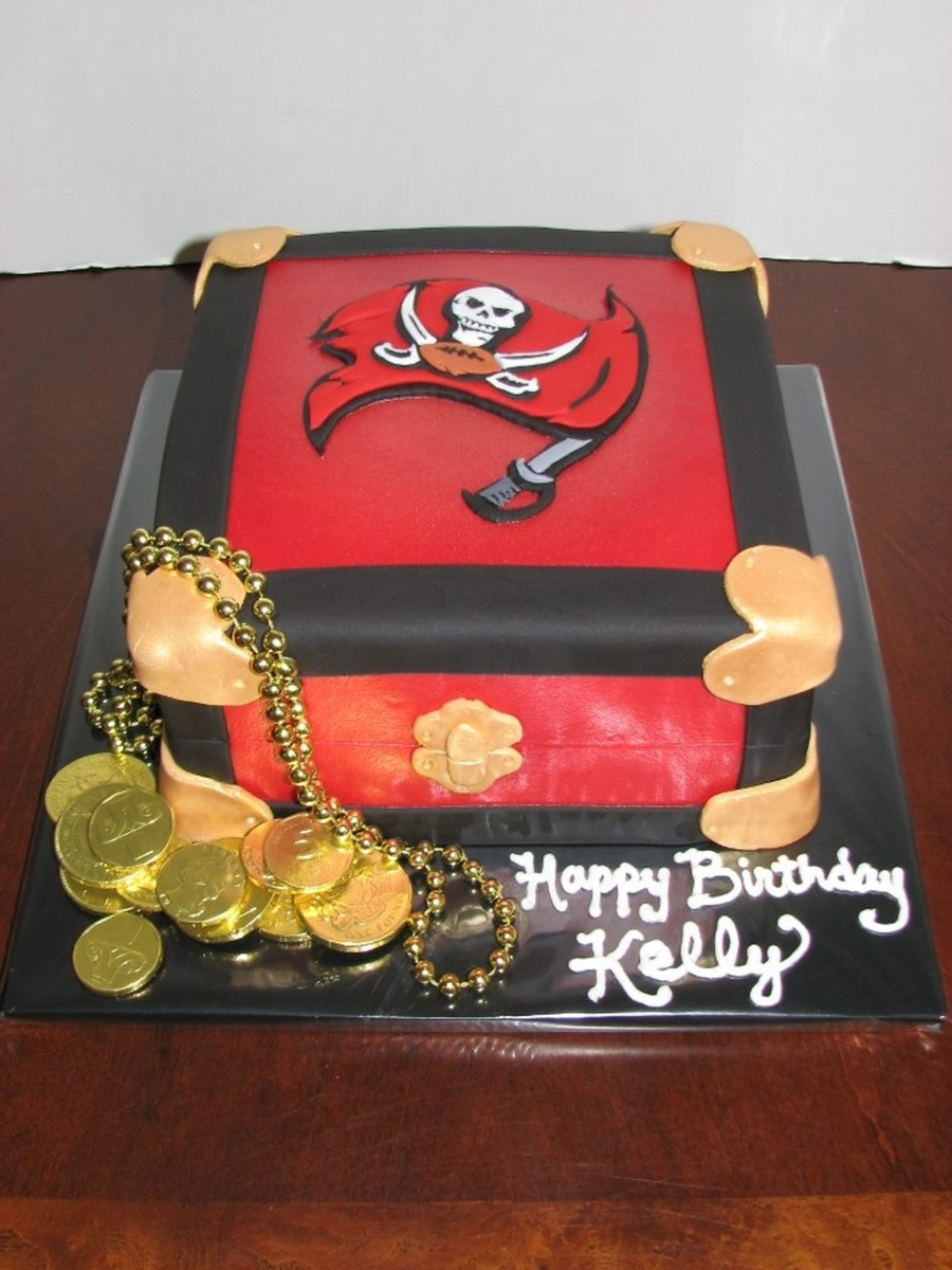 Tampa Bay Bucs - CakeCentral.com