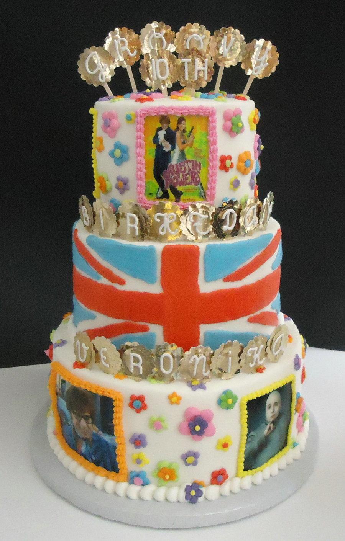 Astonishing Austin Powers Cakecentral Com Funny Birthday Cards Online Fluifree Goldxyz