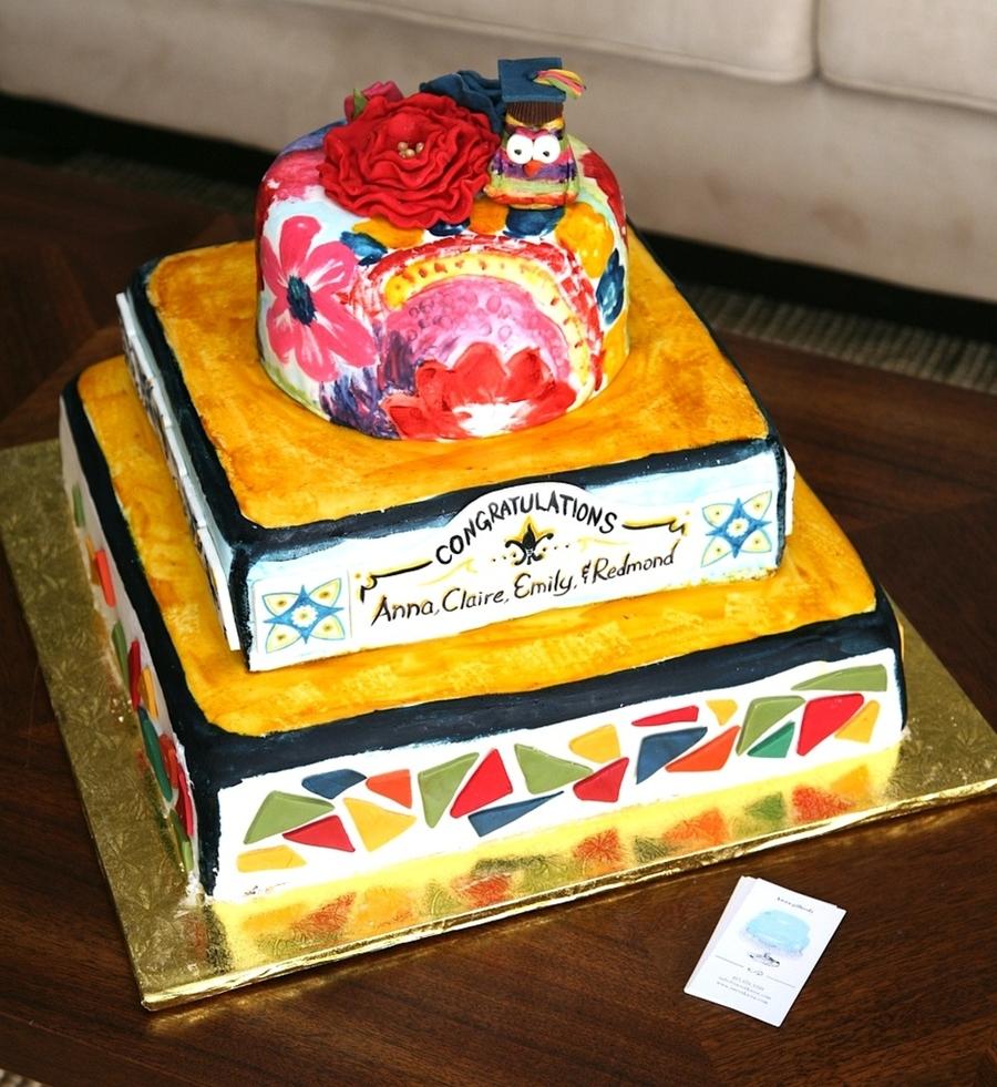 Mexican Fiesta Cake Recipe