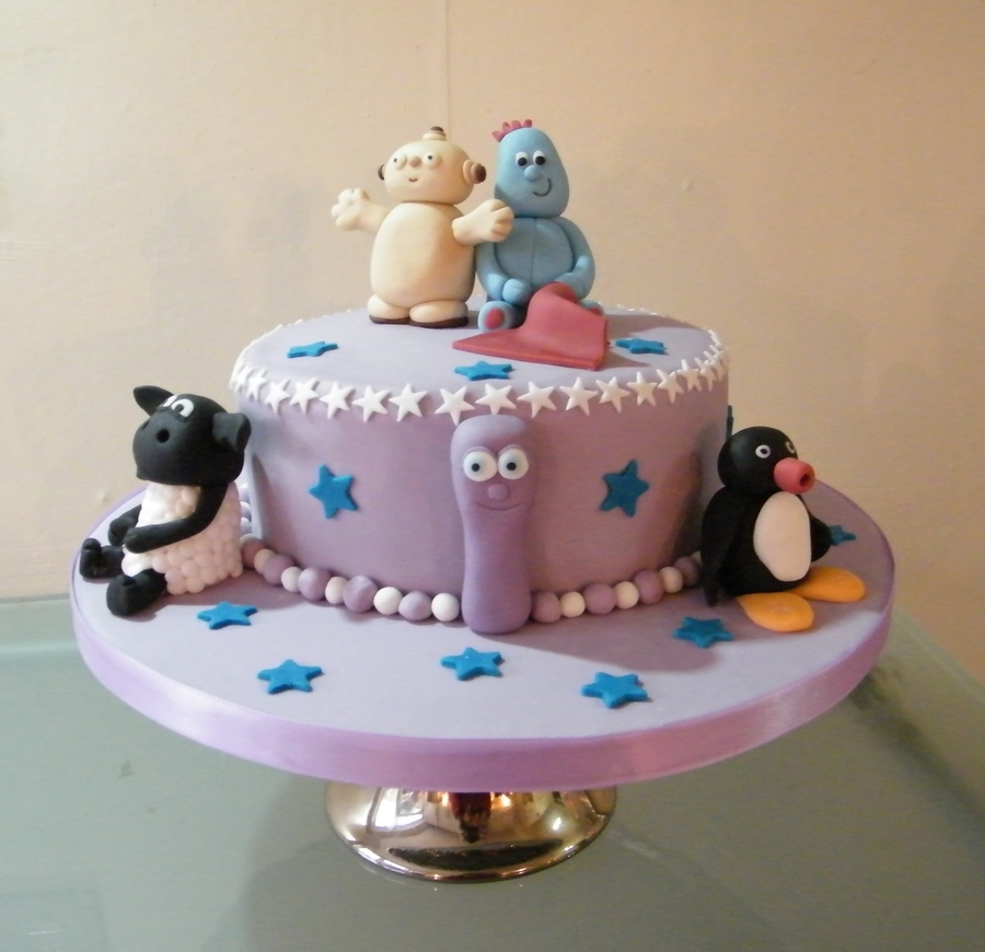 Cbeebies on Cake Central