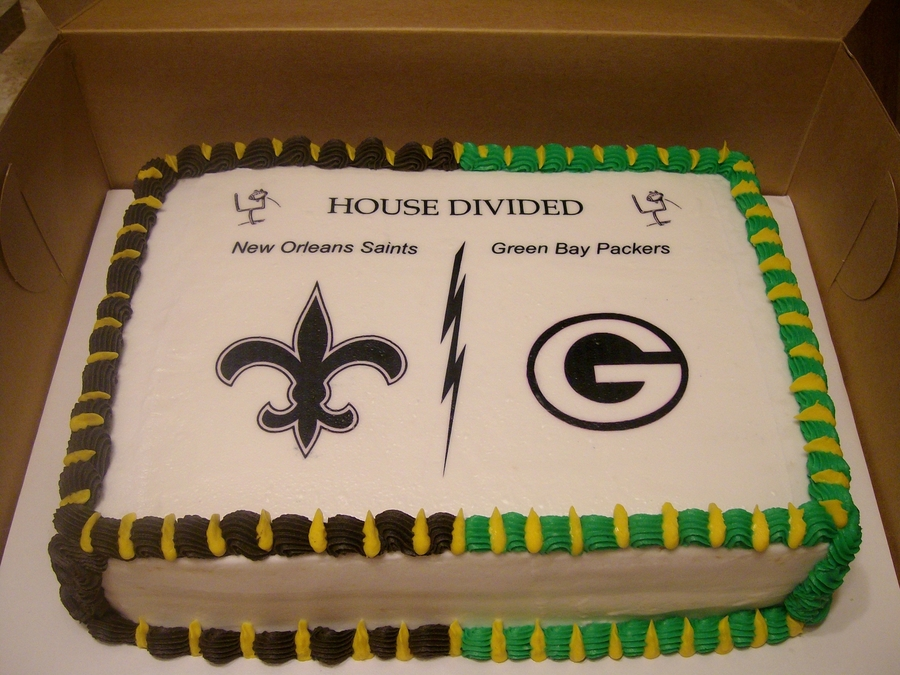 House Divided Grooms Cake on Cake Central