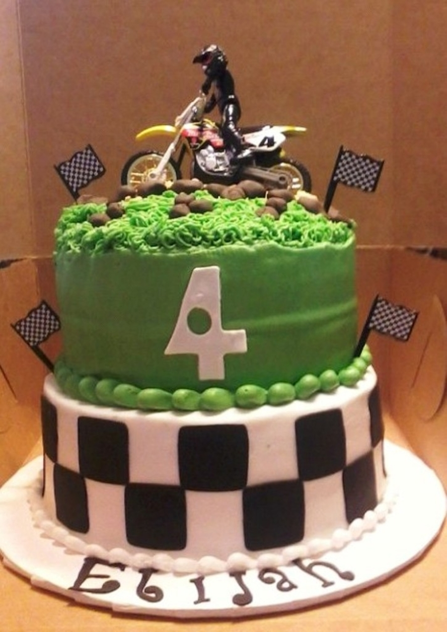 Dirt Bike Cake Cakecentral Com