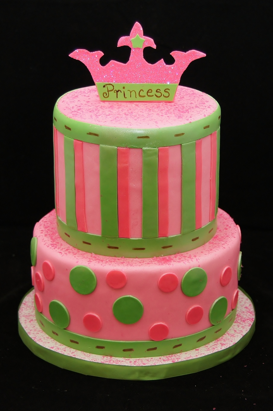 Little Princess Cake on Cake Central