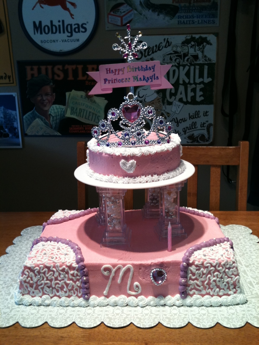 Princess on Cake Central