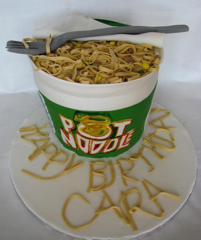 Birthday Cake In Instant Pot