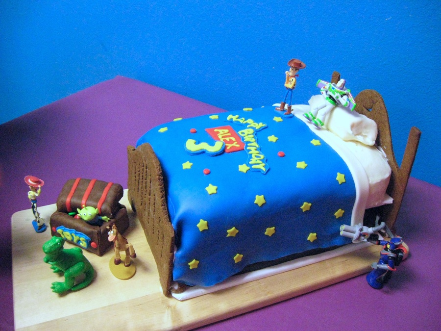 Toy Story 3Rd Birthday Cake on Cake Central