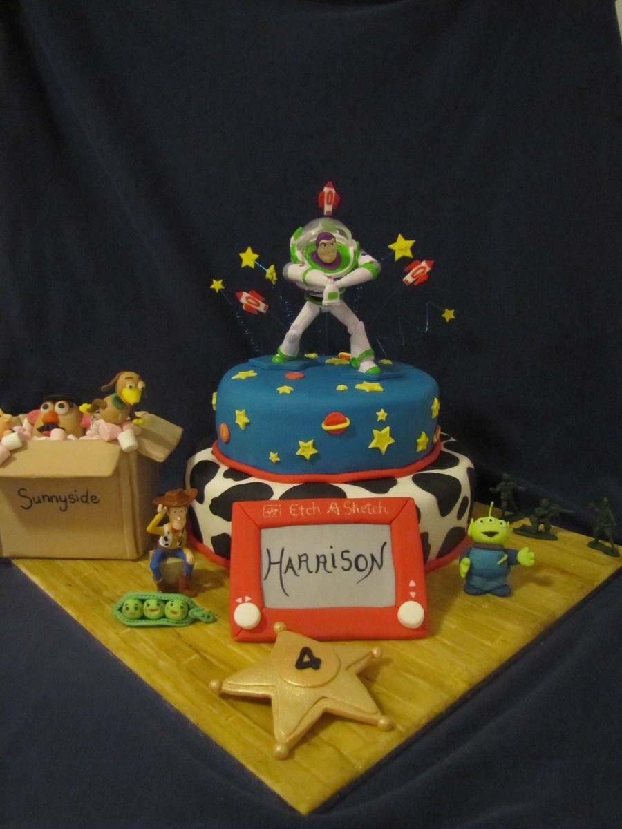 Toy Story Birthday Cakes Images