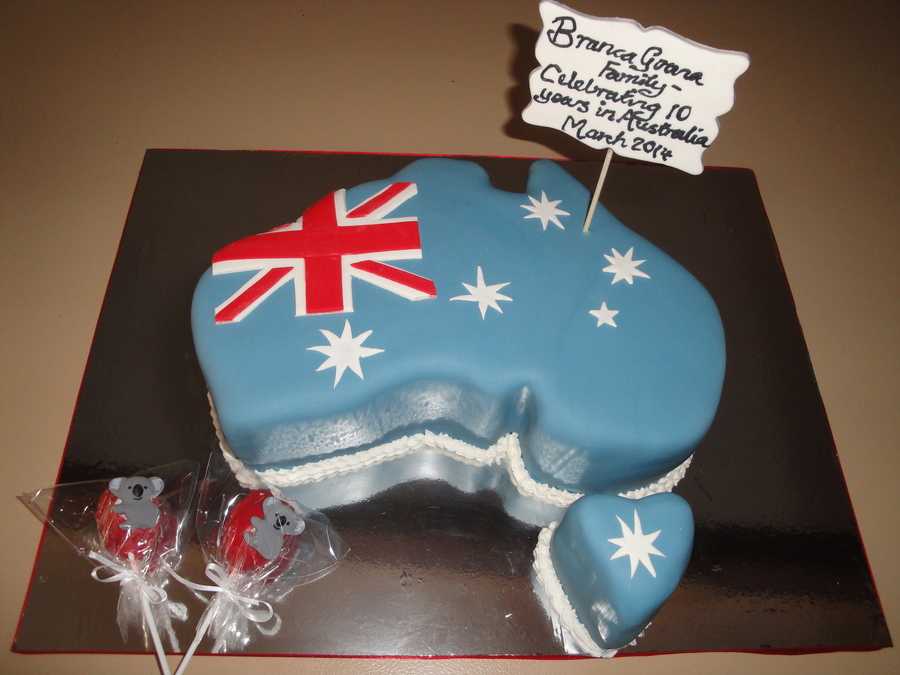 Map Of Australia - CakeCentral.com Map Cake on map quotes, map making, map for us, map with title, map project ideas, map cincinnati ohio, map in europe, map guest book, map my route, map party decor, map with mountains, map niagara on the lake, map in spanish, map from mexico, map with states, map facebook covers, map themed paper products, map timbuktu, map photography, map of the,