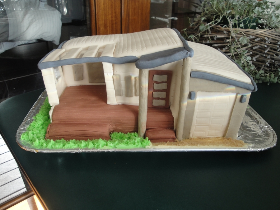 House on Cake Central