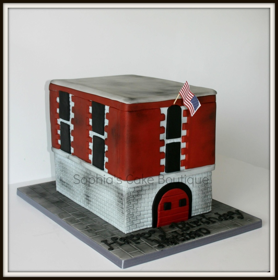 simpliwicked's Cake Central Gallery on firehouse ice cream, firehouse toy, firehouse beer, firehouse cupcake, firehouse desserts, firehouse gingerbread house, firehouse sauces,