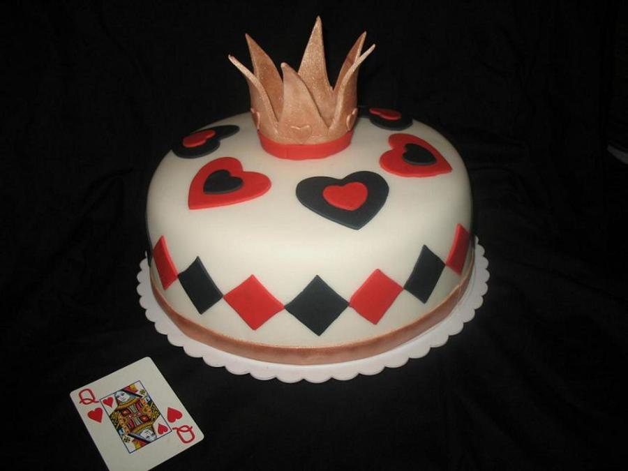Cake Decorating Ideas For Queen S Birthday