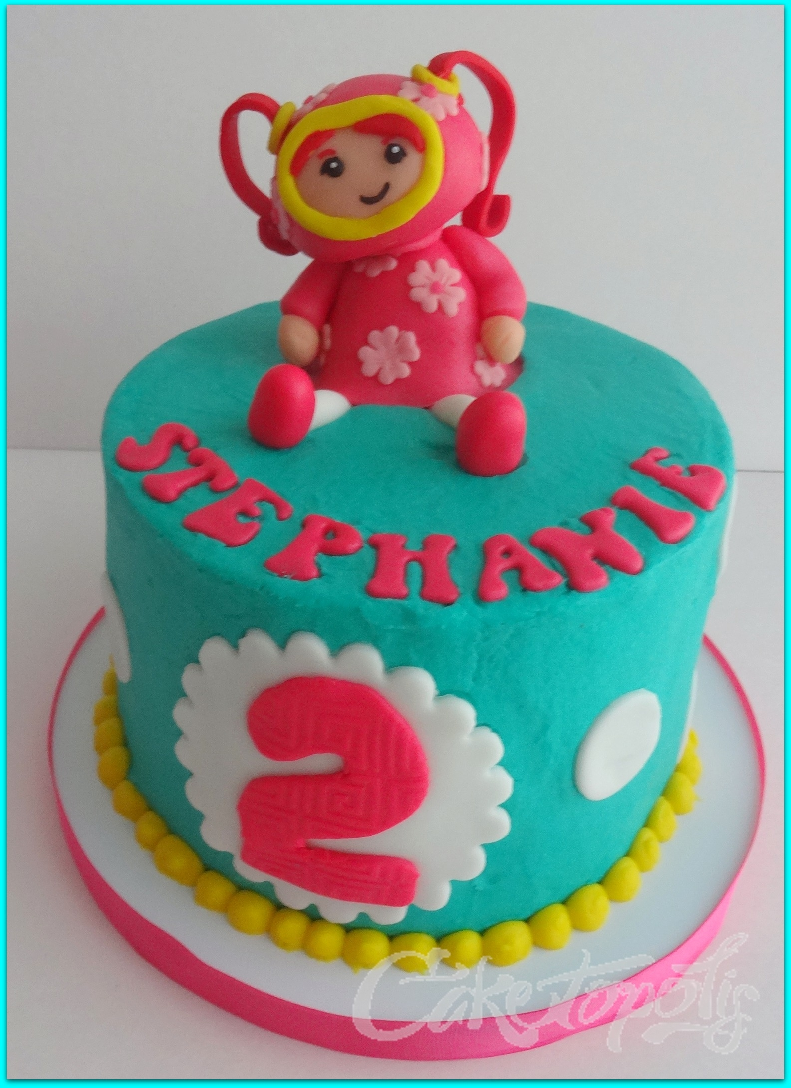 Miraculous Team Umizoomi Milli Cake Cakecentral Com Personalised Birthday Cards Paralily Jamesorg