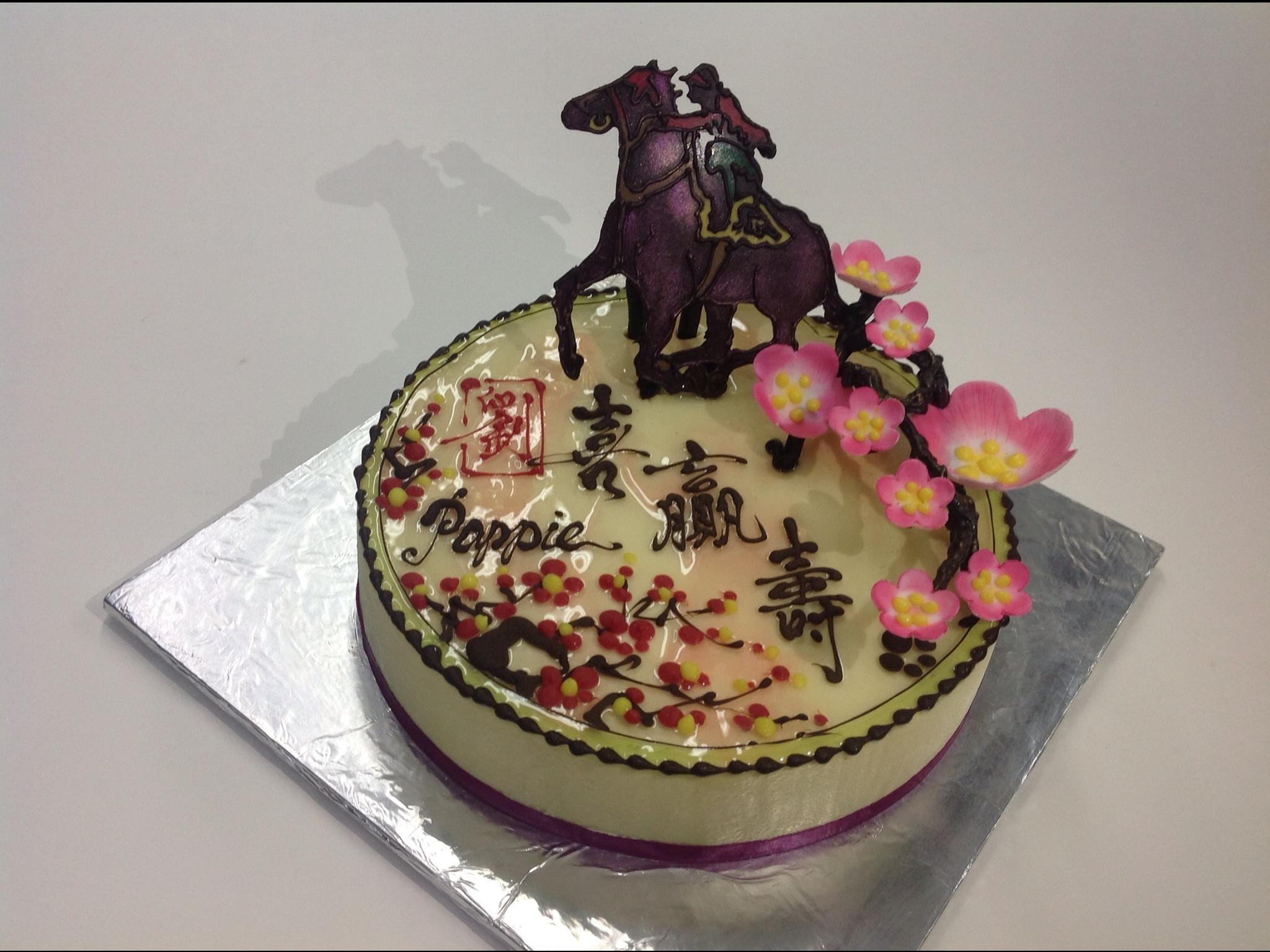 Horse Birthday Cake Ideas