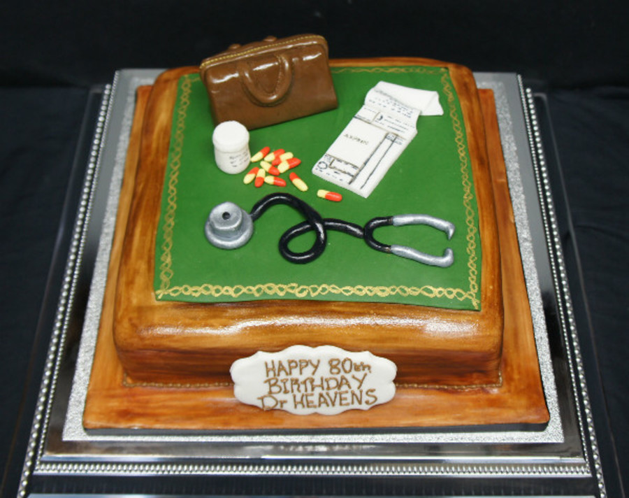 Doctors Cake on Cake Central