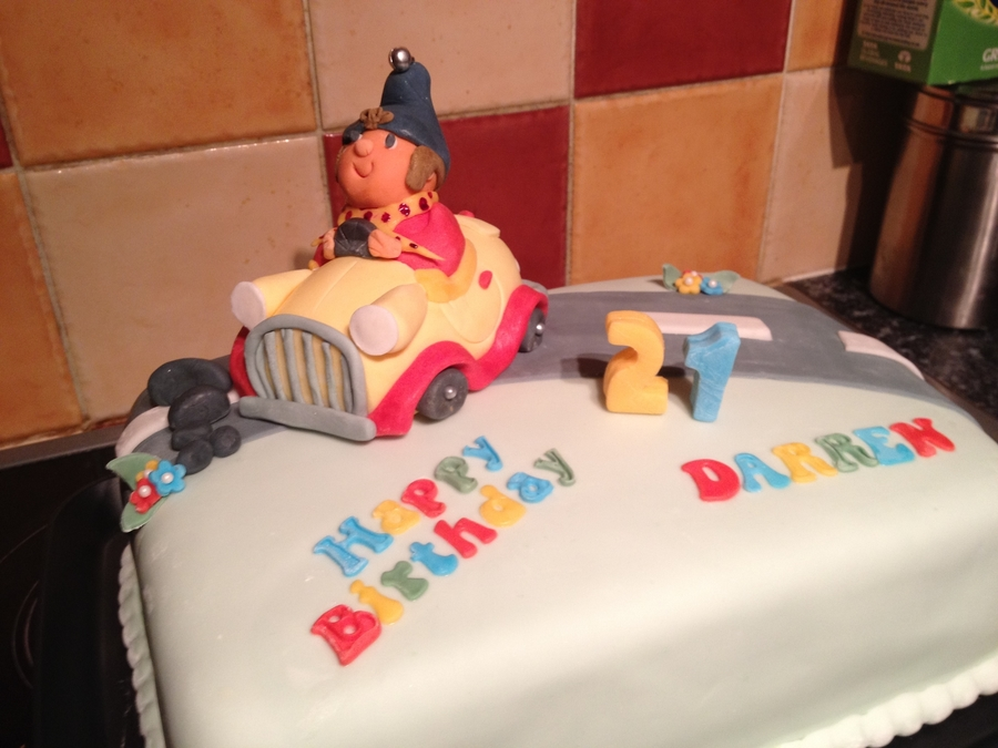 Noddy on Cake Central