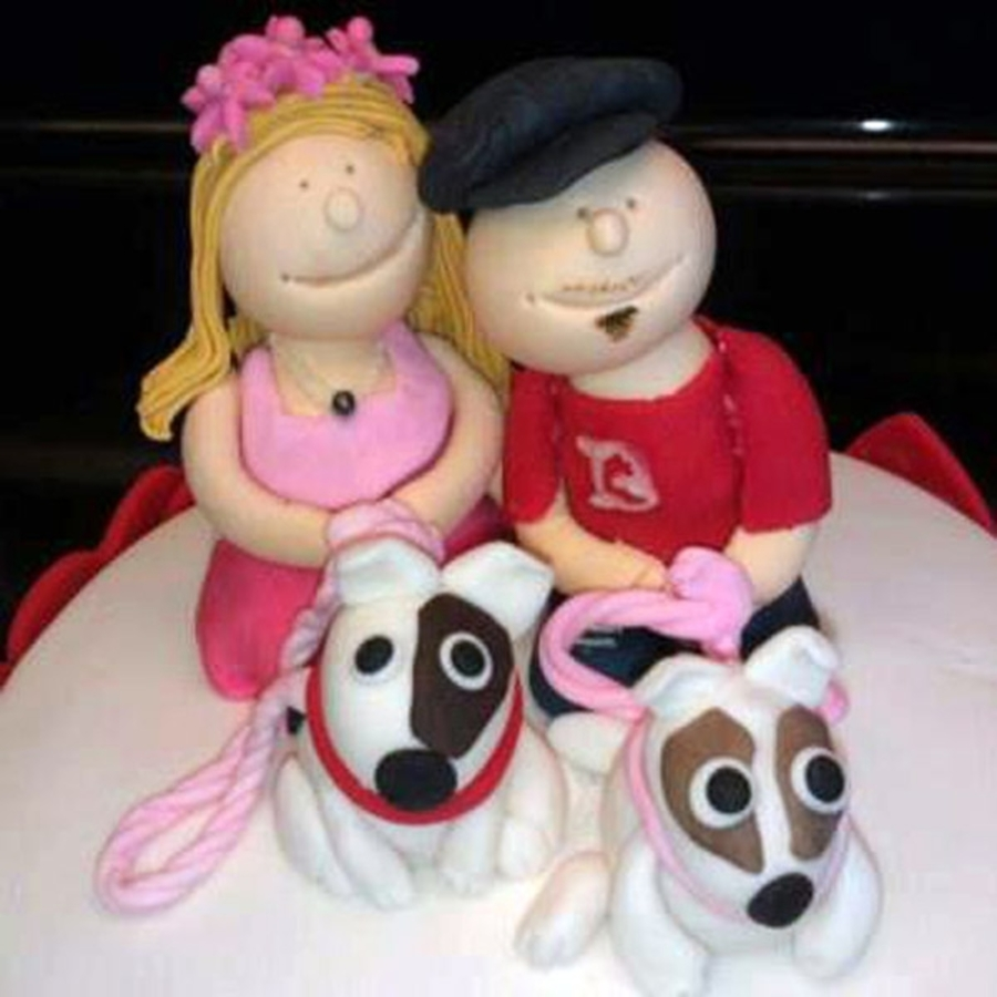 Our Fondant Family on Cake Central