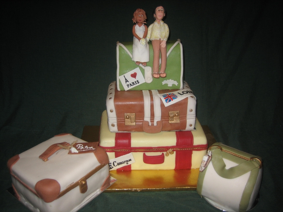 Travellers on Cake Central