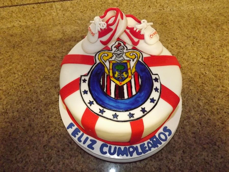 Soccer Birthday Cake Recipe