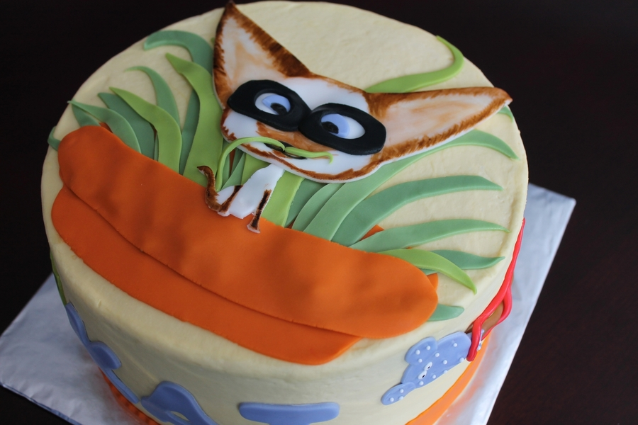 Skippyjon Jones Cake on Cake Central
