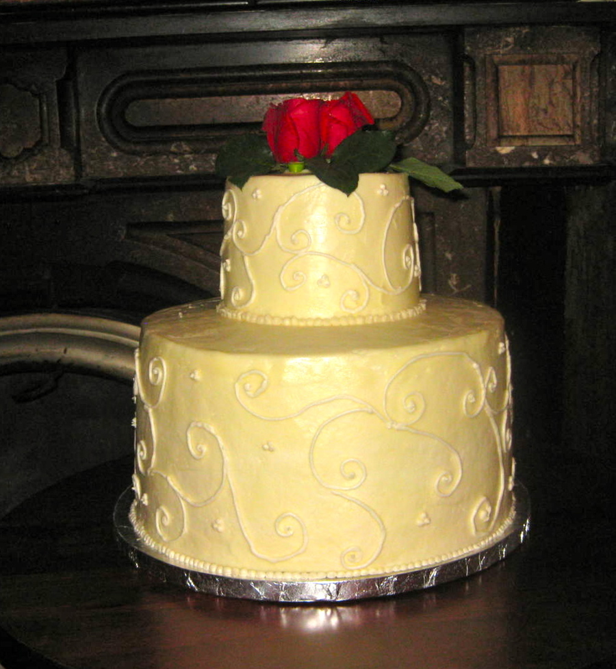 Wedding Cake on Cake Central