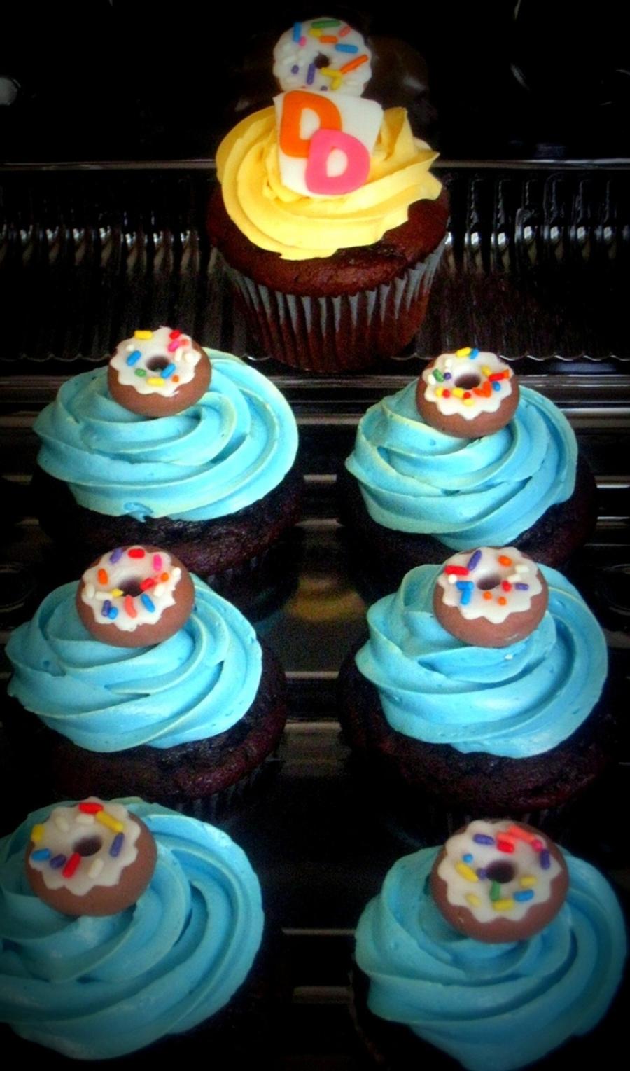 Donut Cupcakes Cakecentral Com