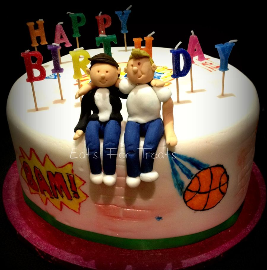 Bars And Melody Bam Cake Cakecentral Com