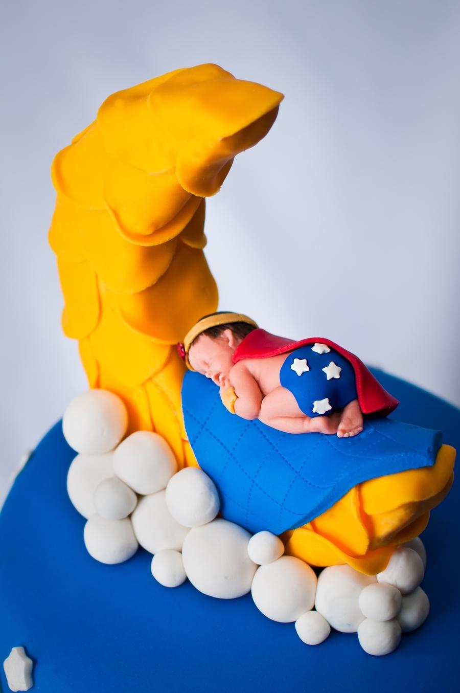 superhero babyshower