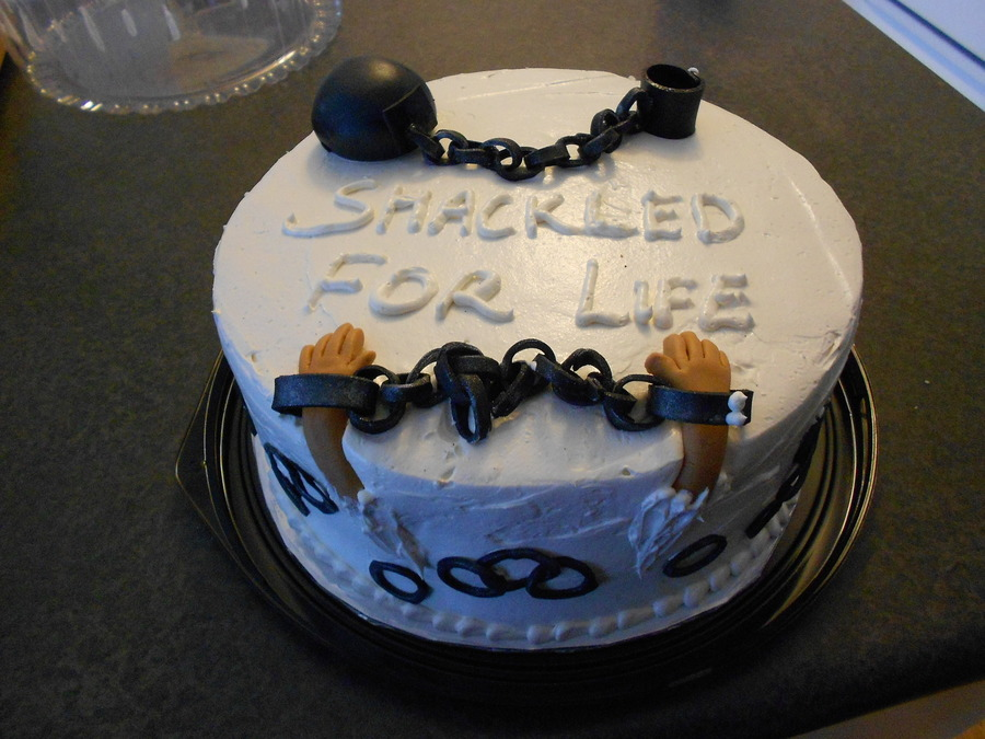 Shackled For Life on Cake Central