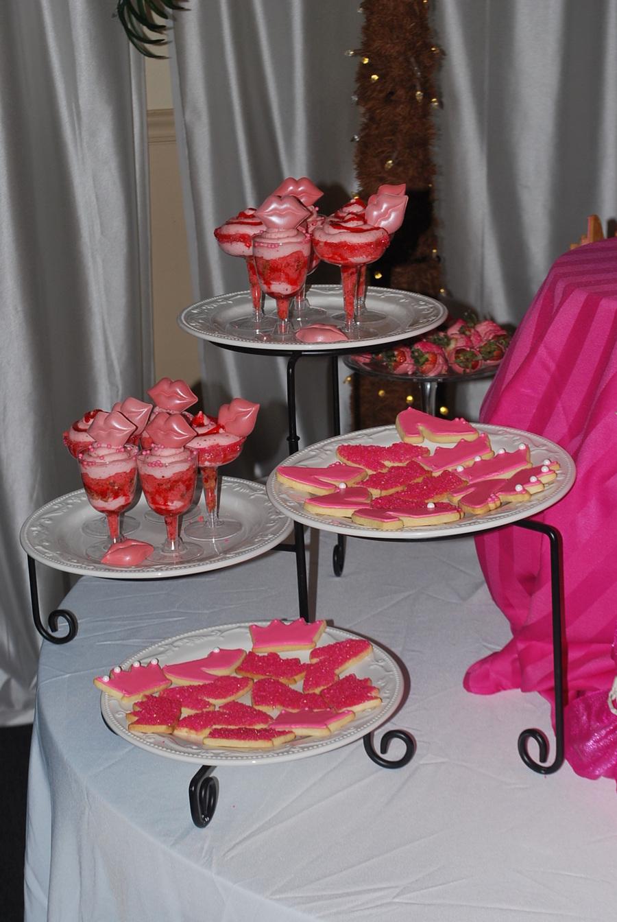 Sweet 16 Dessert Bar Cakecentral Com