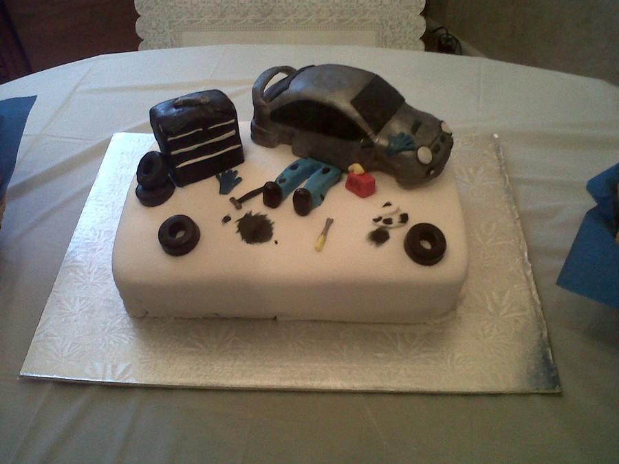 Birthday Cake For Fiance