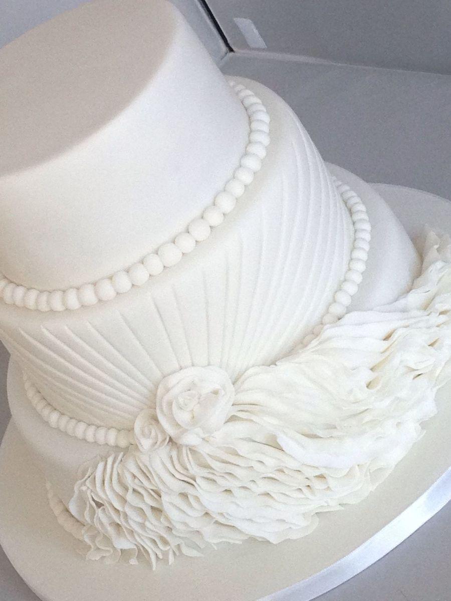 Candy Apple Wedding Dress