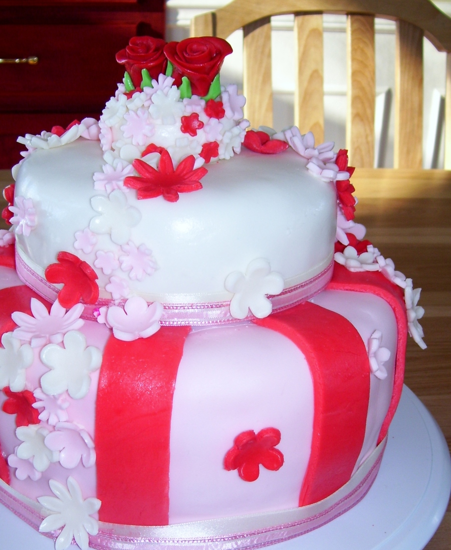 Cake For Marriage Anniversary