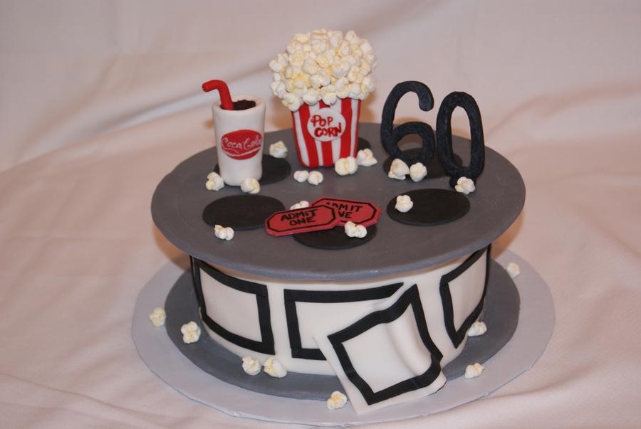 Movie Theme Cake Cakecentral Com