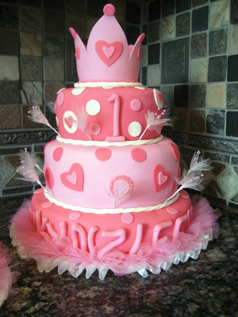 Cupcake Smash Cake Ideas