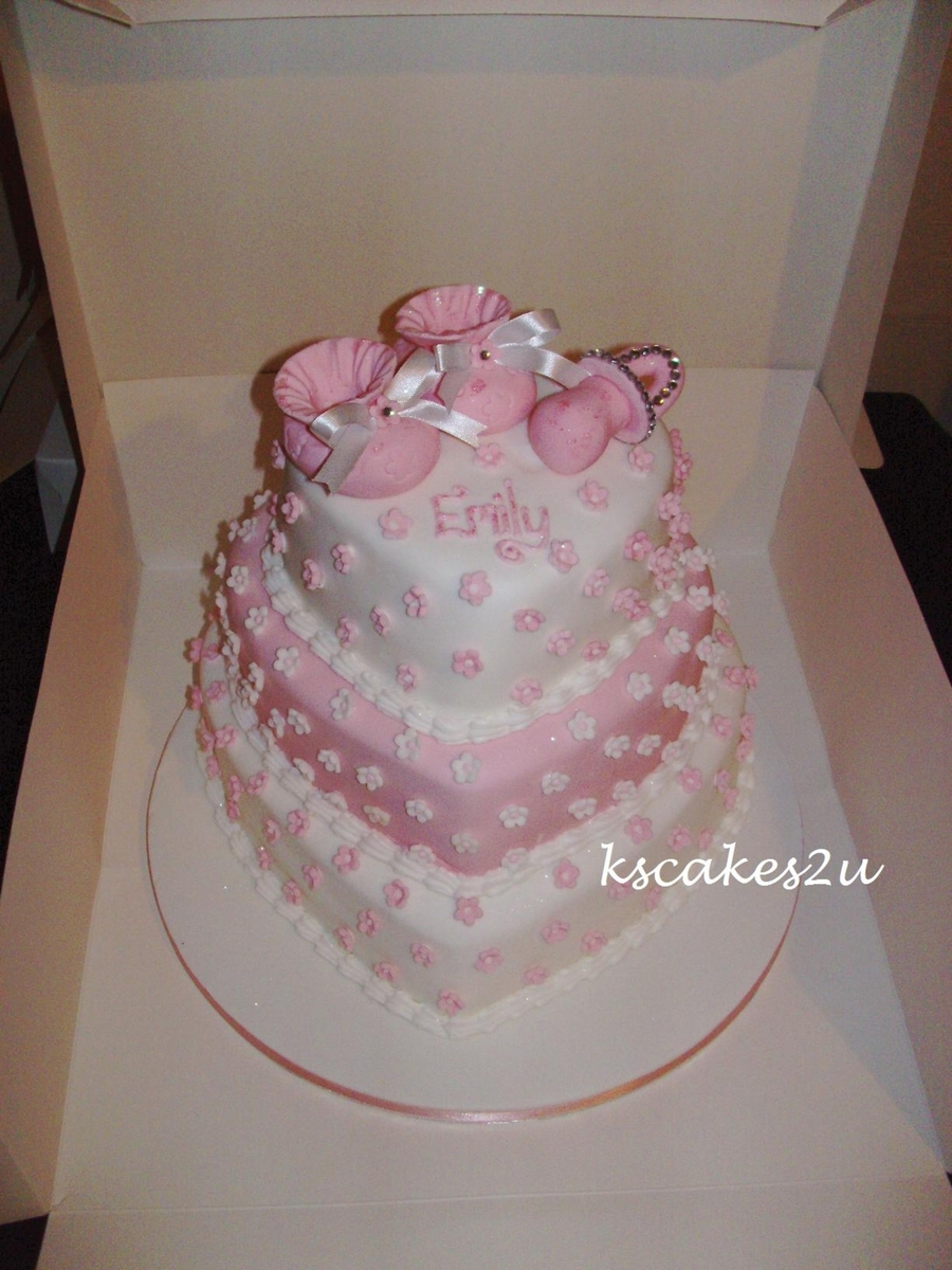 Baby Blossom on Cake Central