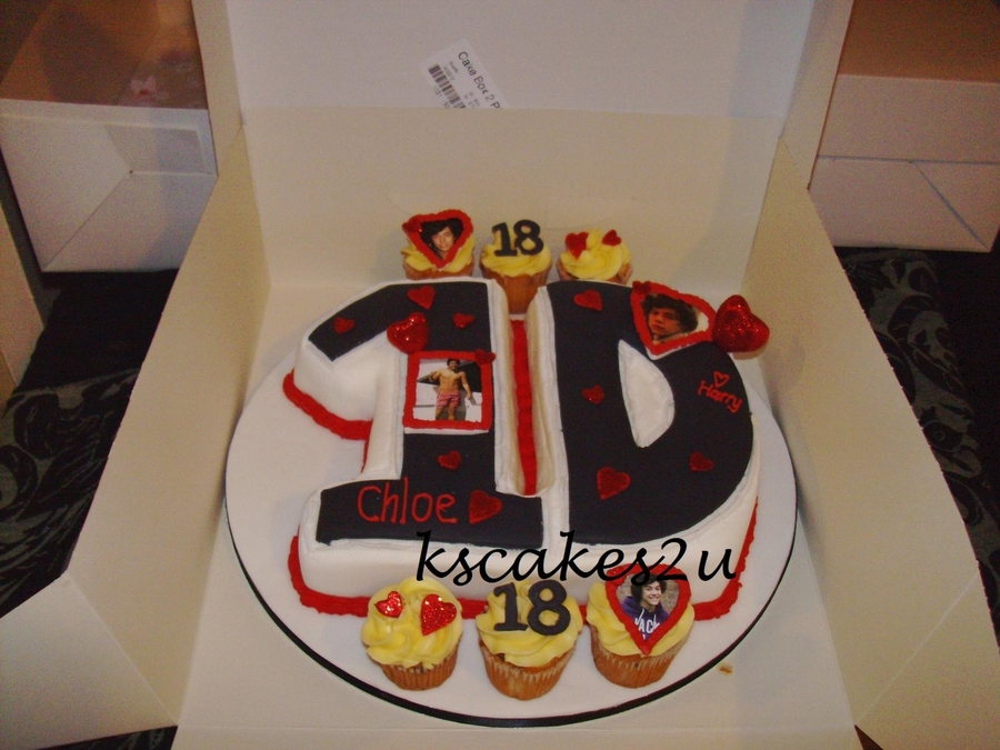 1Direction Birthday Cake Harry on Cake Central