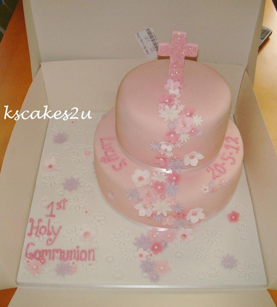 St Holy Communion Cake Images