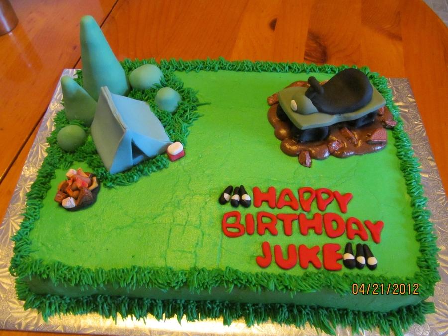 Strange Redneck Birthday Cakecentral Com Funny Birthday Cards Online Alyptdamsfinfo