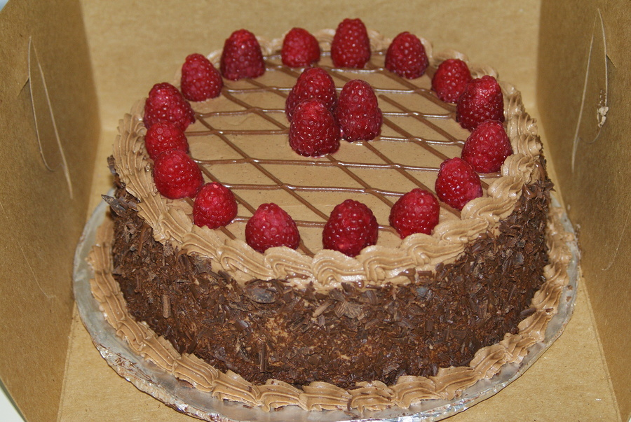Chocolate Raspberry on Cake Central