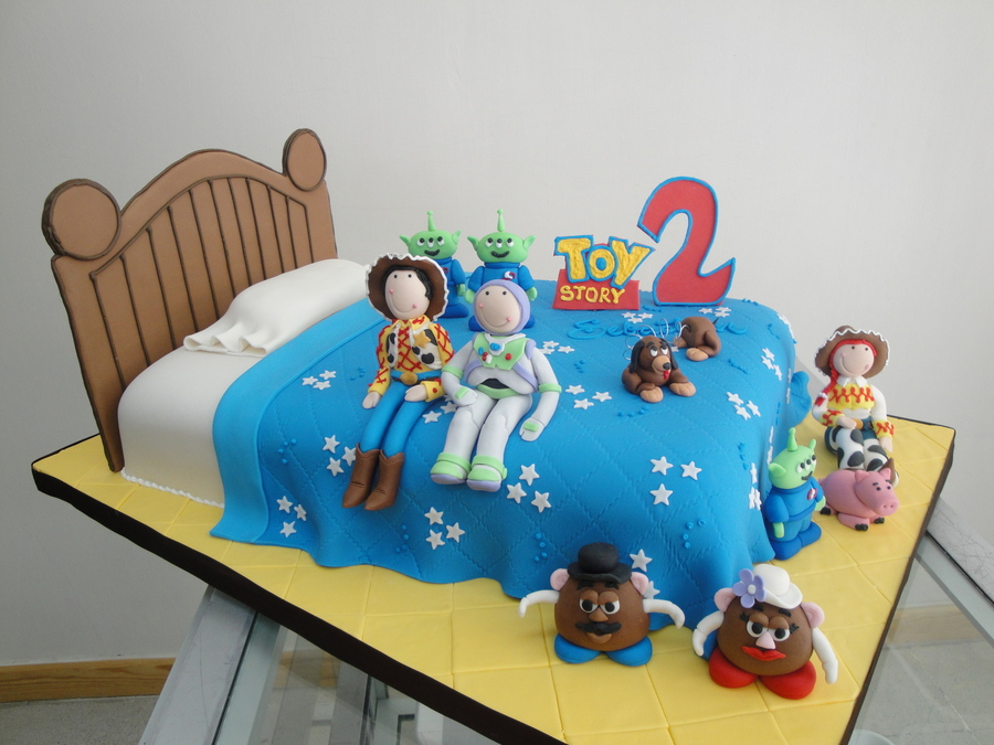Toy Story Cake on Cake Central