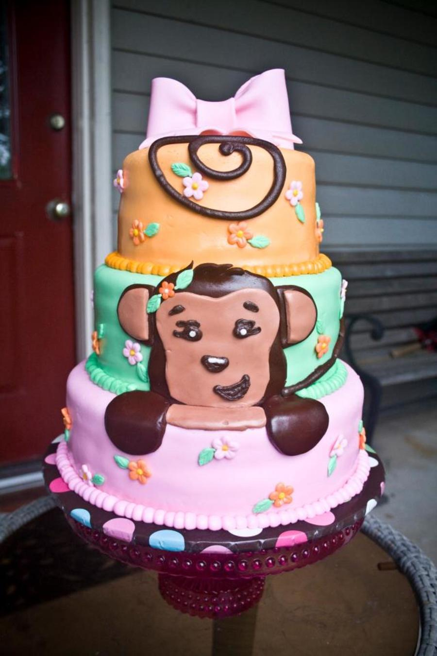 Boy Baby Shower Cake For A Hunting Family French Vanilla